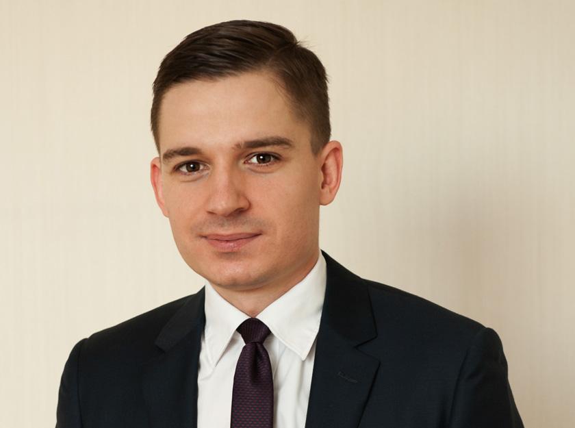 Adwokat Filip Domagalski
